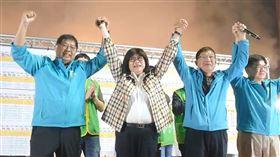 嘉義市立委王美惠當選(翻攝自影片截圖)