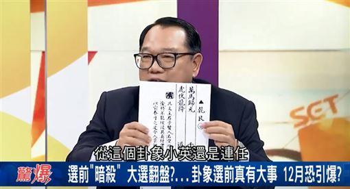 羅世新,預言,蔡英文,總統,當選 圖/翻攝自YouTube