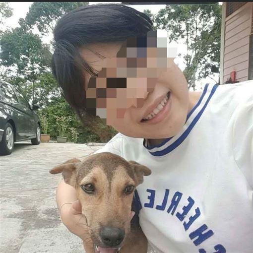 馬來西亞鄧姓女華僑慘遭鄰居殺害棄屍,先前鄧女表哥曾上網協尋(翻攝Dcard)
