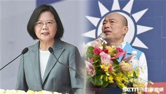 93萬罷韓通過…小英揭人民給的警惕