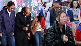 韓國瑜敗仗、韓粉崩潰 圖翻攝自立場新聞、中央社