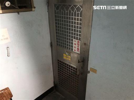 萬華分屍案發地點,馬國女華僑 記者李依璇攝影