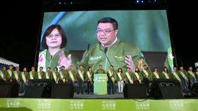 卓榮泰,民進黨不分區 圖翻攝自蔡英文臉書