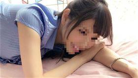 日本AV女優RION。(圖/翻攝自日網/示意圖非事發本人)