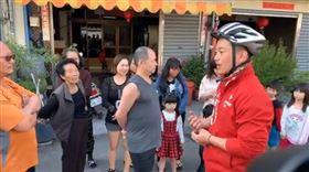 陳柏惟自行車謝票,臉書