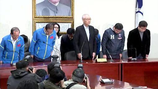 青壯派逼宮 要求吳辭黨主席及不分區