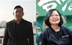 杜汶澤 恭喜蔡英文連任/香港。臉書