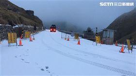 2020/01/13合歡山下雪