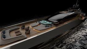 ▲知名設計公司Pininfarina設計Super Sport 65華豪遊艇。(圖/翻攝網站)