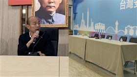 韓國瑜,敗選,市府,總統,市長,放鳥