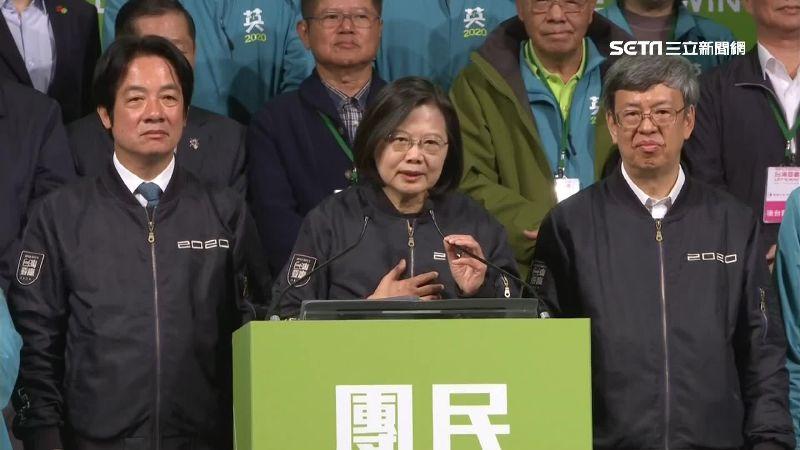 二大一廣場/台灣全新國家認同 已在選舉民意中完成