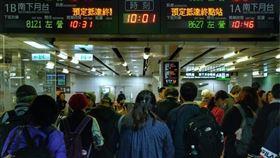 台灣高鐵通車已滿13年,預估總旅運第6億人次即將誕生,高鐵公司將贈送一年無限搭乘年票。(中央社檔案照片)