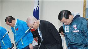 吳敦義,國民黨,請辭(圖/記者邱榮吉攝影)