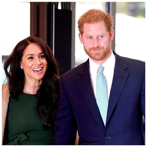 哈利王子,梅根,黛安娜王妃 IG