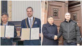 柯文哲,布拉格市長