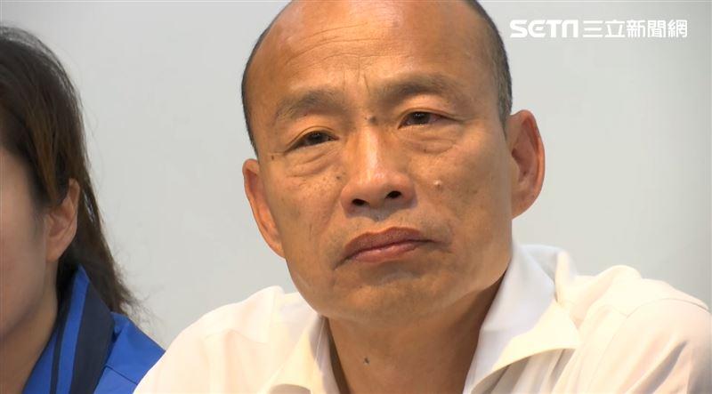 韓國瑜有機會補考?「高雄人憤怒很多」黃創夏一句話曝真相