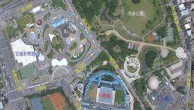 士林利多 縫合生態綠廊,創造韌性、科學之親子休憩園區(圖/台北市政府)