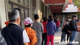 投票所,投票,排隊/記者於慶璇攝影