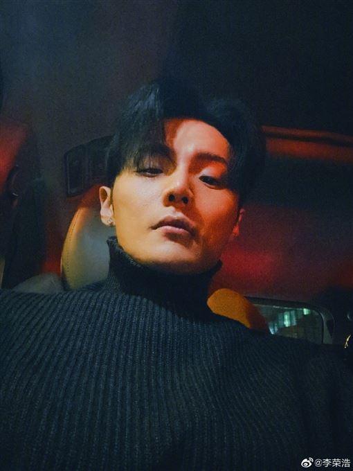 李榮浩(翻攝自微博)