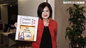 恬娃出席109年度關懷演藝人員春節聯歡餐會(圖/記者林聖凱攝影)