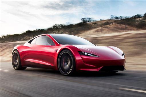 ▲Tesla Roadster 2.0(圖/翻攝自網路)