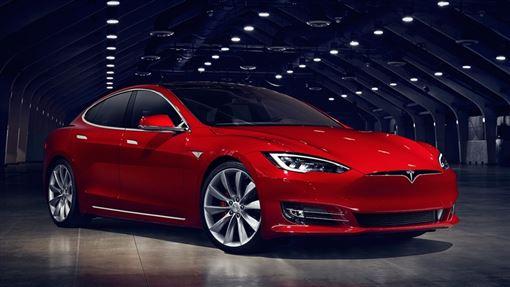 ▲Tesla Model S(圖/翻攝自網路)