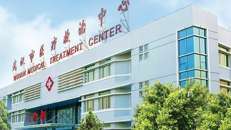 武漢肺炎患者集中治療 媒體被要求刪醫院影片