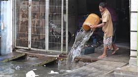 ▲印尼水患。(圖/美聯社/達志影像)