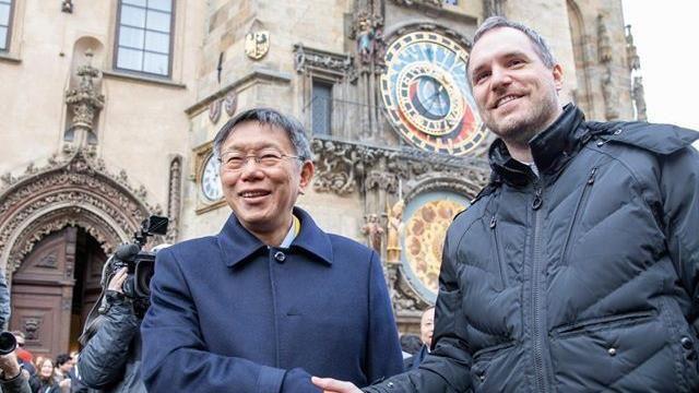 中國氣死!布拉格與台北成姊妹…上海政府立刻聲明「絕交」