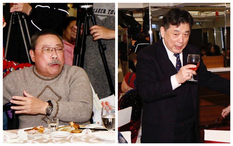 支持蔡英文執政 陳松勇被問私事炸怒