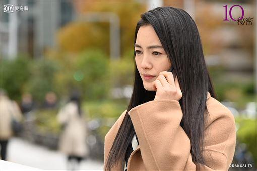 《10的秘密》 向井理、仲間由紀惠 愛奇藝台灣站提供