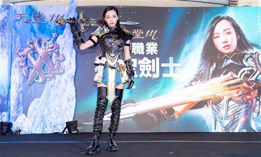 吳卓源代言手遊記者鄭尹翔攝影