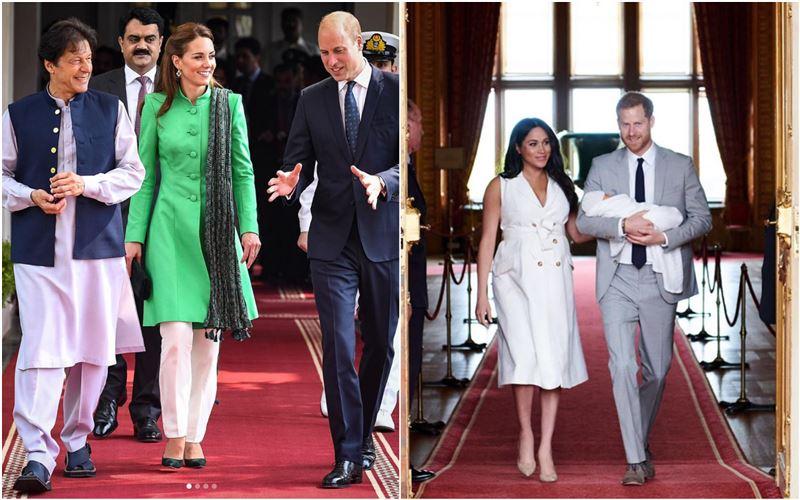 梅根負評連連⋯兩週置裝費竟比凱特王妃「天價金額」還高