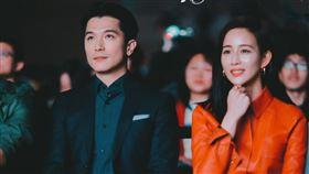 邱澤和張鈞甯在《唐人街探案》中有精彩火花(圖/愛奇藝台灣站提供)
