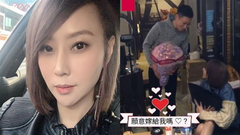 童仲彥舊愛「邱主任」遭求婚影片曝光…羞嗔:好久沒收到花