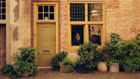 玄關,大門,房子,風水,格局,室內設計,裝潢(圖/翻攝自pixabay)