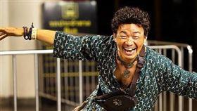 近年王寶強以《唐人街探案》系列電影爆紅。(圖/翻攝自王寶強微博)