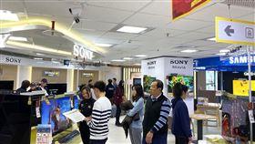 圖/燦坤提供,逛3C賣場