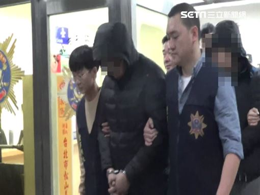 台北市刑大偵七隊搗破投資詐騙集團(翻攝畫面)