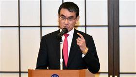 河野太郎,外務大臣,日本(圖/翻攝自推特河野太郎)
