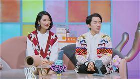 港星王祖藍與老婆李亞男近日上《花花萬物2》擔任節目嘉賓。圖/friDay影音提供