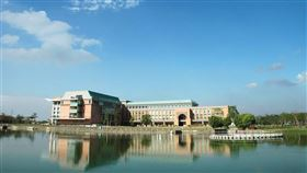 媒體報導,明道大學校長汪大永疑似在海外設公司,侵吞學費掏空。圖為明道大學校園。(圖取自facebook.com/MDU2001)