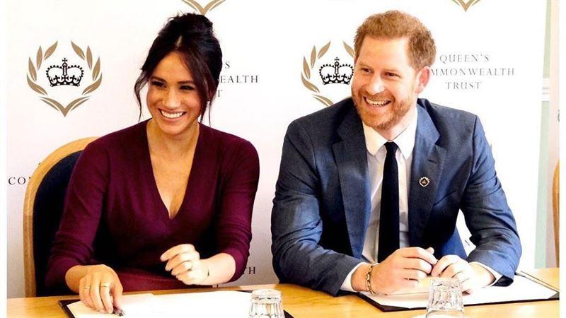 梅根展開絕地反擊?與哈利王子到加拿大 爆將重返演藝圈