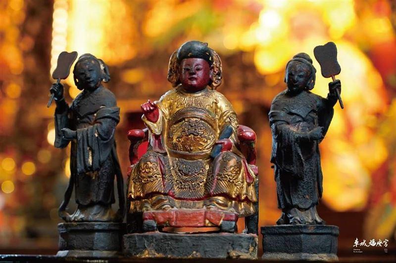 台灣廟宇最常見的配祀神 註生娘娘