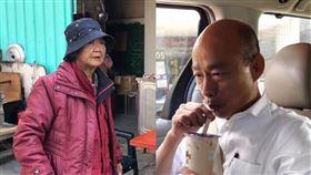 韓國瑜,罷免,中風,阿嬤,高雄,總統