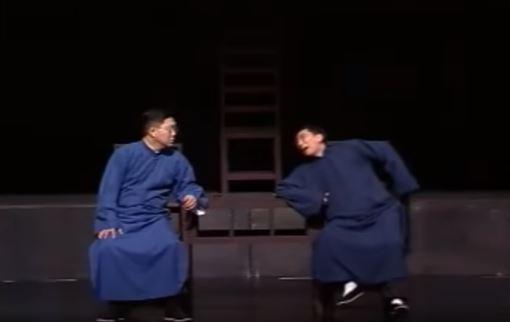 高雄市長,韓國瑜,可憐,嘲諷,中央社,相聲瓦舍,PTT 圖/翻攝自YouTube