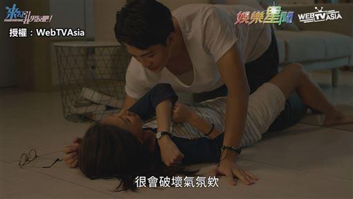 ▲劇中男主角「小麥」是台籍越星呂晉宇。(圖/WebTVAsia 授權)