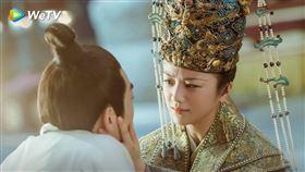 湯唯,朱亞文,大明風華,古裝劇,張藝興。圖/WeTV提供
