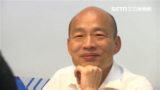 韓國瑜,好笑 (圖/資料照)
