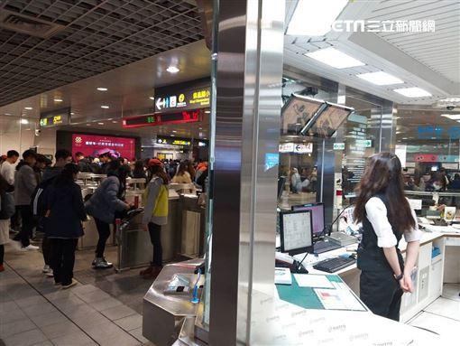 台北捷運,北捷,捷運,常客圖/翻攝自台北捷運臉書